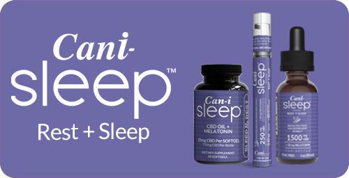 CaniBrands CBD for Sleep