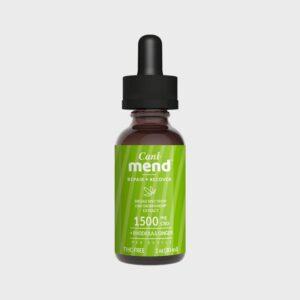 Cani-Mend Broad Spectrum CBD Oil 1500
