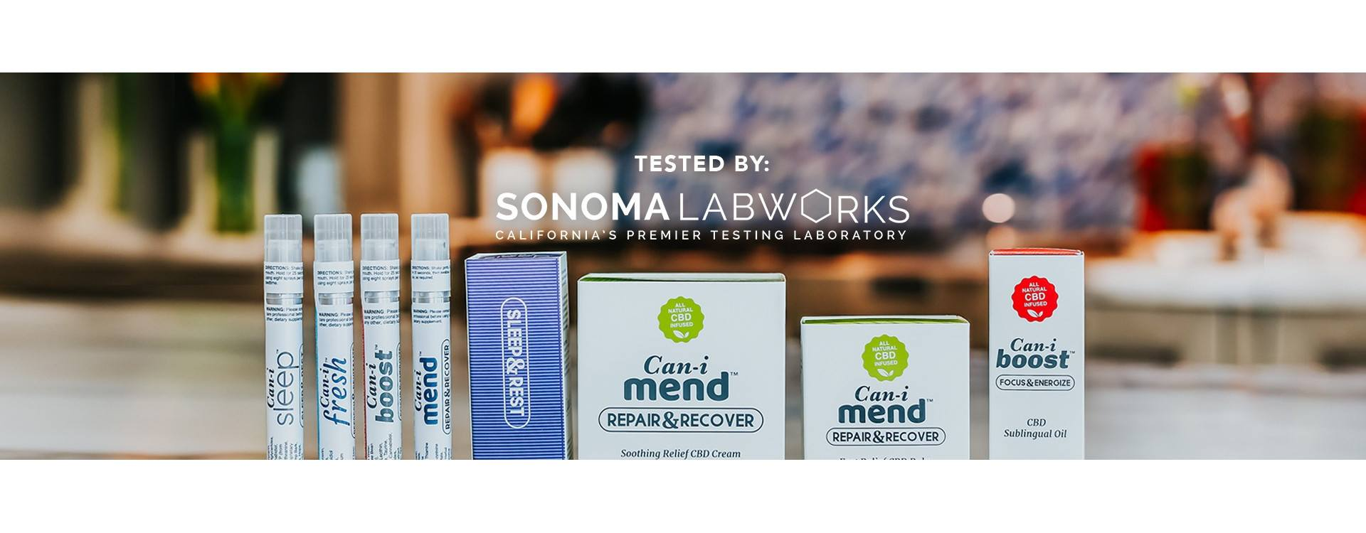 CaniBrands and Sonoma Lab Works Enter Strategic Partnership to Expand Testing and Development Capabilities for CBD-infused Products