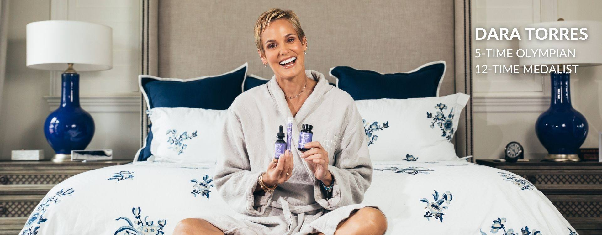 Dara Torres Joins CaniBrands as Chief Lifestyle & Wellness Officer